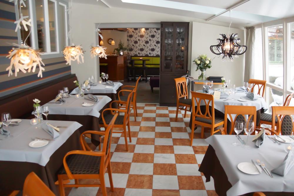 Das Maximilians - Elegantes Restaurant-Design