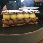 Desserts im Hotel Molitor