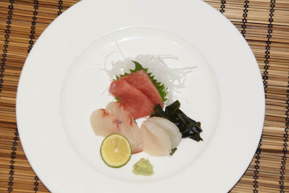 Sashimi - einfach köstlich