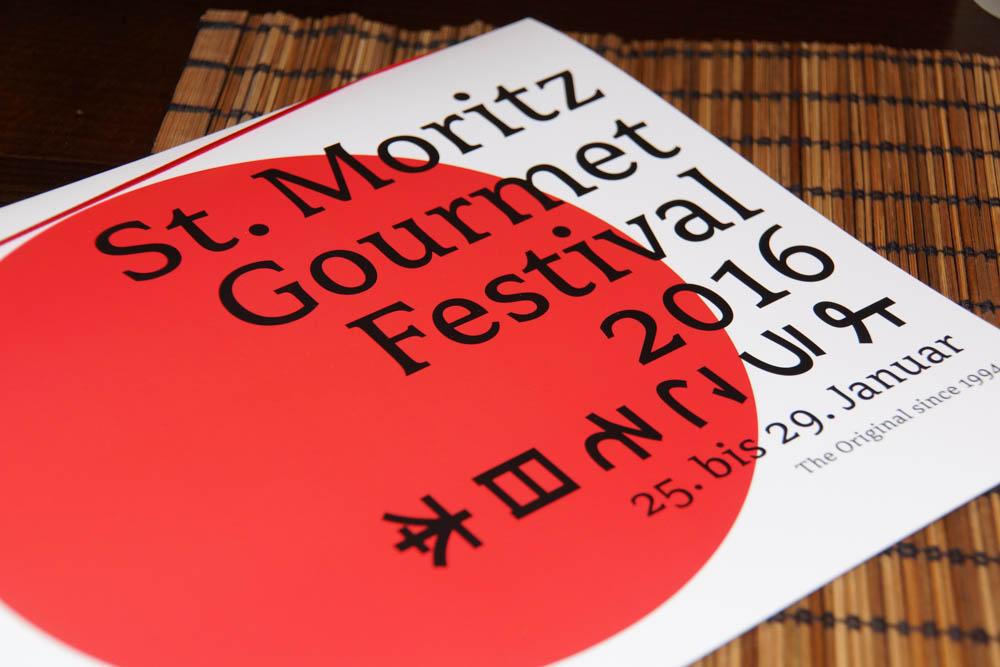 St.Moritz Gourmet Festival 2016