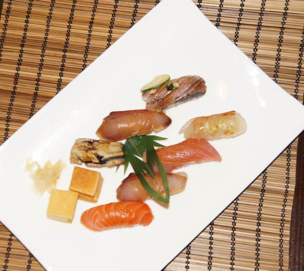 Sushi Variation