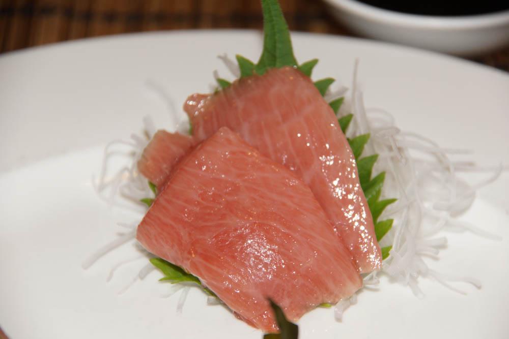 Toro Sashimi - Vom Bauch des Thunfischs
