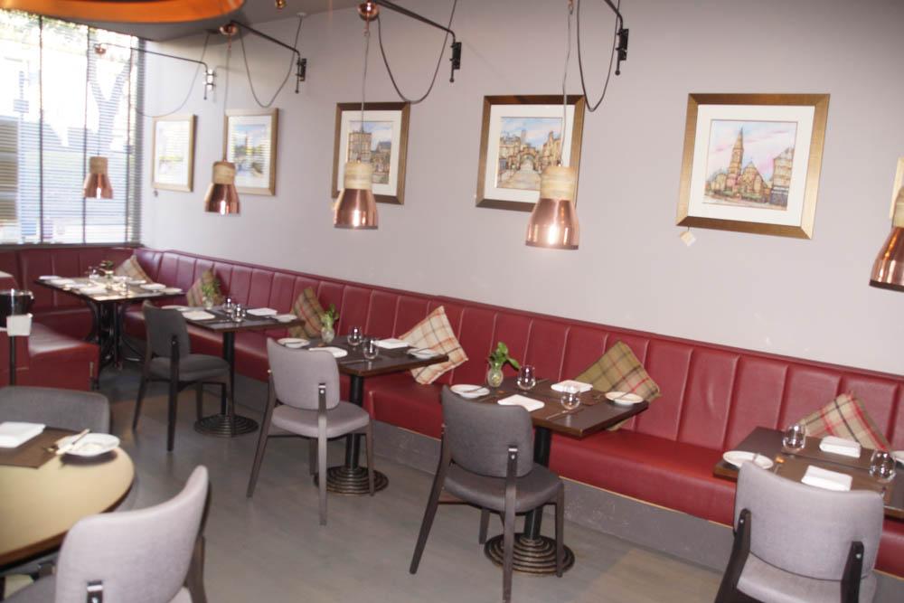 Cail Bruich Restaurant - Restaurant Design