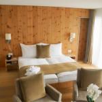 Hotel Adula - Zimmeransicht