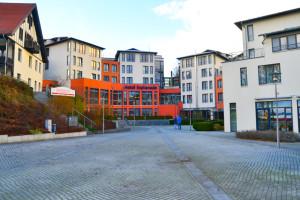 Hotel Esplanade Bad Saarow - Hotelansicht