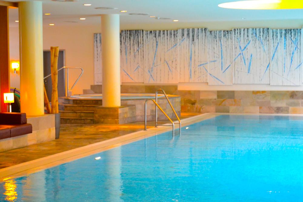 Hotel Esplanade Bad Saarow - Innenpool