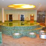 Hotel Esplanade Bad Saarow - Tauchbecken und Sauna