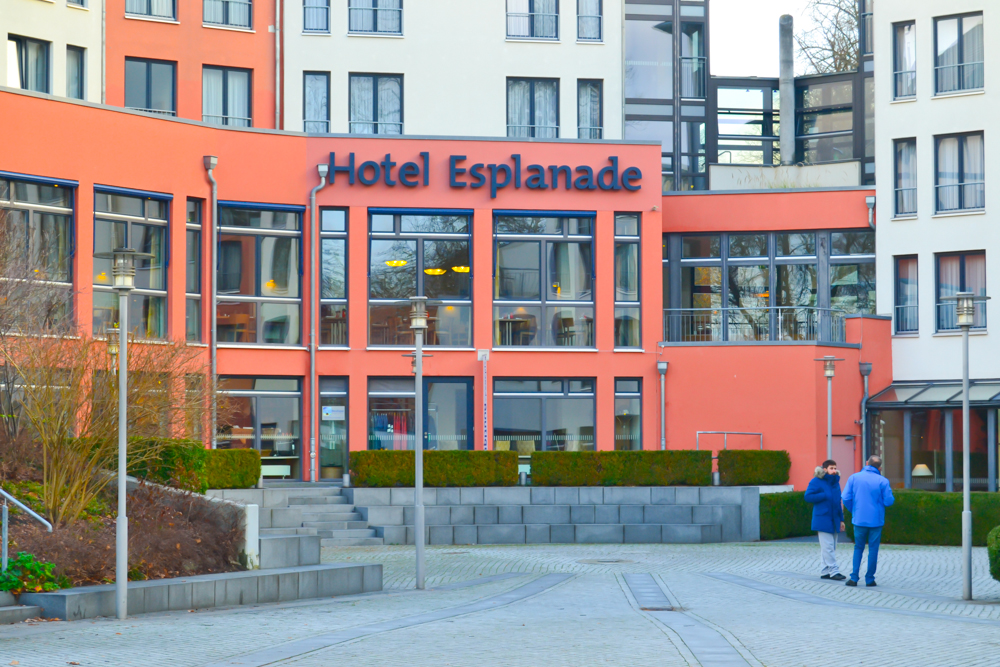 Hotel Esplanade Bad Saarow