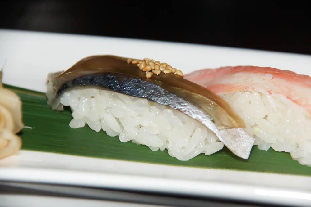 Makrelen Sushi - zart und aromatisch