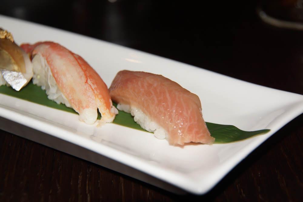 Toro Sushi - zerfließt auf der Zunge