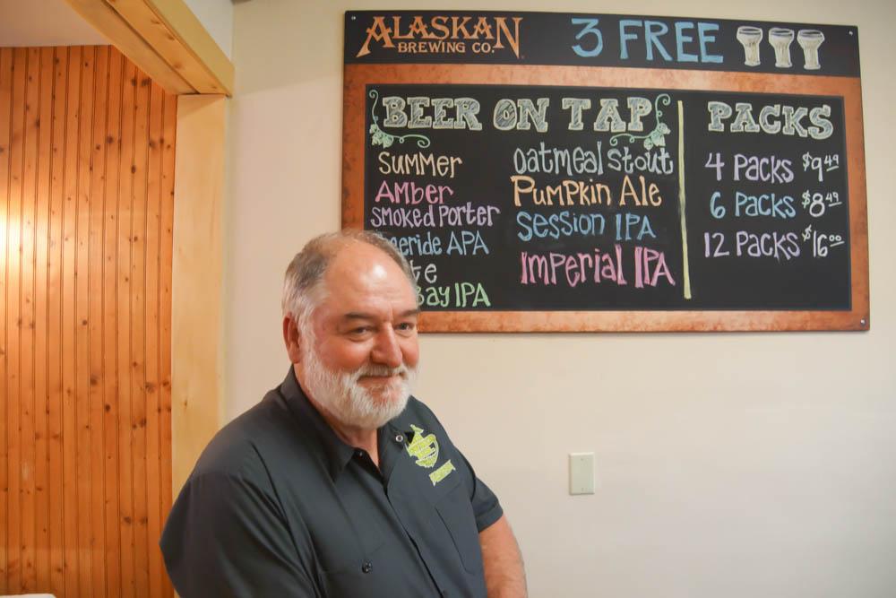 Verkostungsangebot der Alaskan Brewing Company