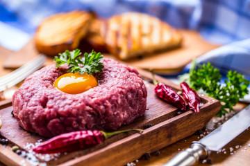 Beef-Tatare - Nur ein Genuss mit bestem Fleisch