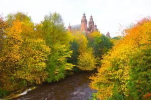 Glasgow - Zu jeder Jahreszeit ein Erlebnis