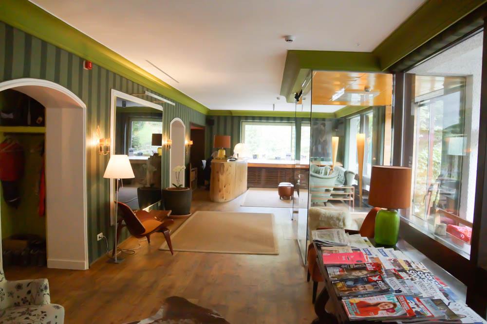 Haus Hirt - Bad Gastein - Lobby