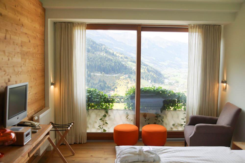 Haus Hirt - Bad Gastein - Zimmer mit Aussicht