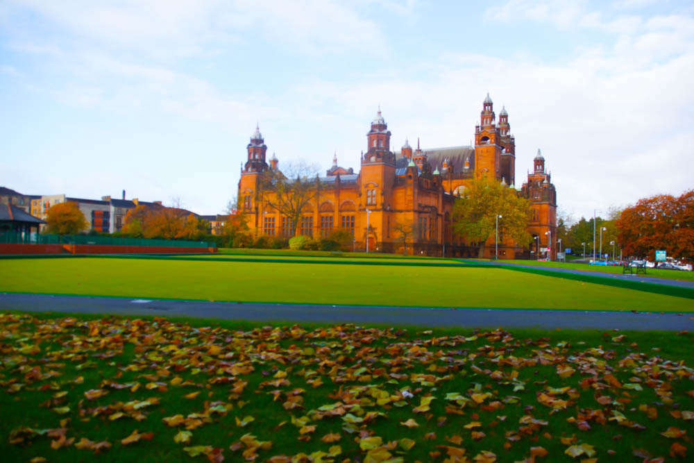 24 Stunden in Glasgow – Kelvingrove Art Gallery & Museum