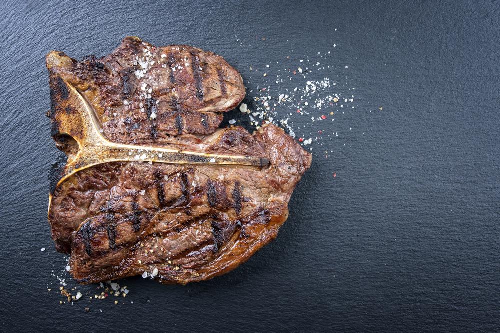 Porterhouse-Steak aus Weidehaltung - Köstlich aromatisch