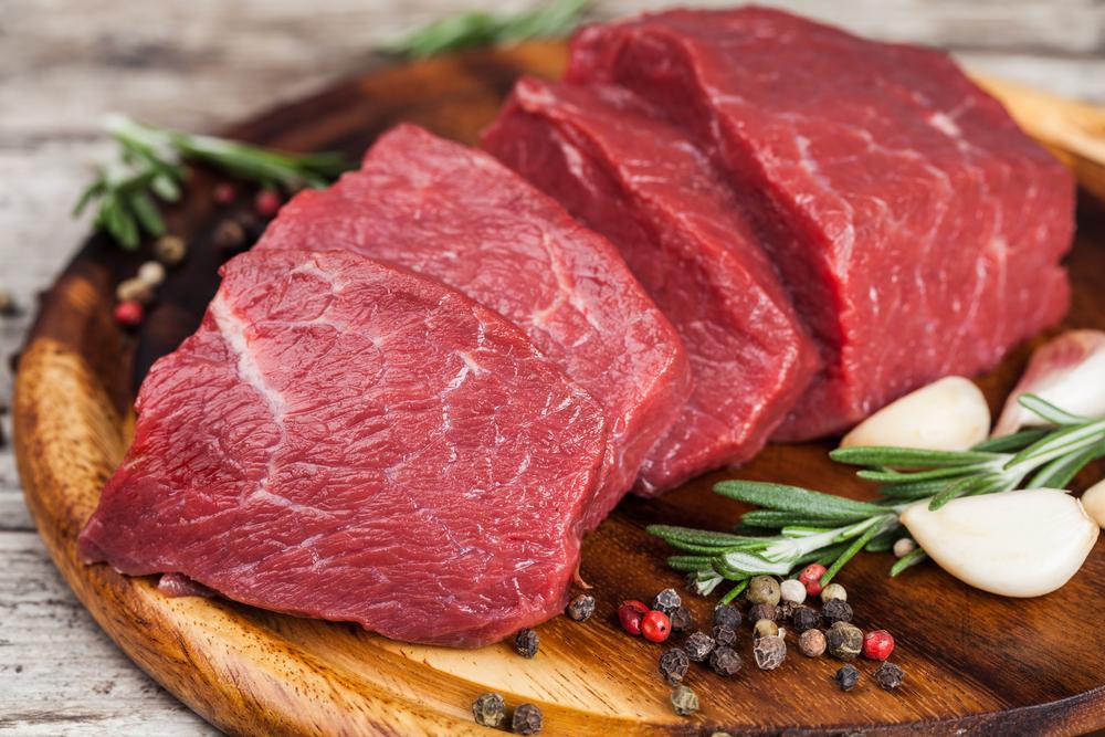 Fleisch lässt sich prima vakuumieren