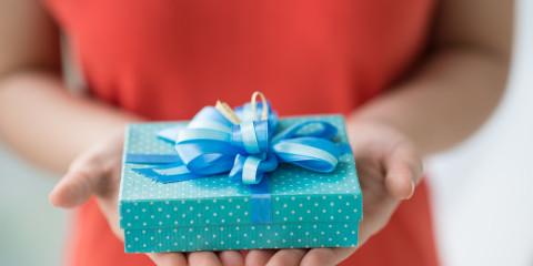 Geschenke verpacken - der Klassiker