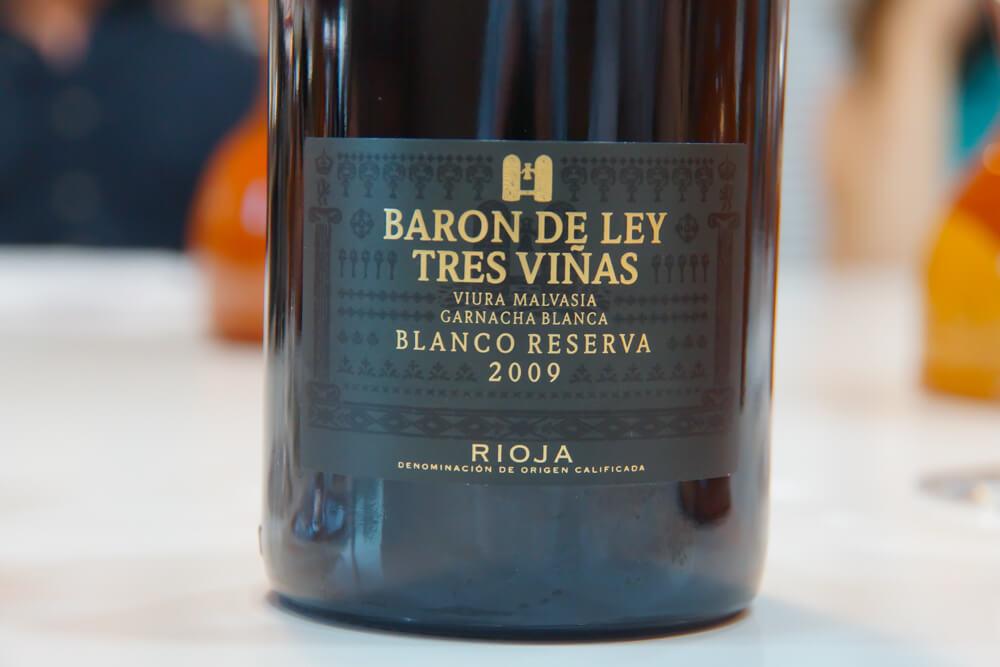 Baron de Ley Tres Vinas