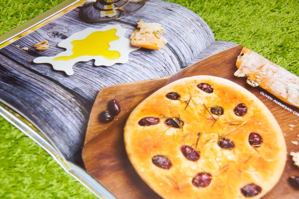 Olivenöl - Das Kochbuch - Basic Rezepte