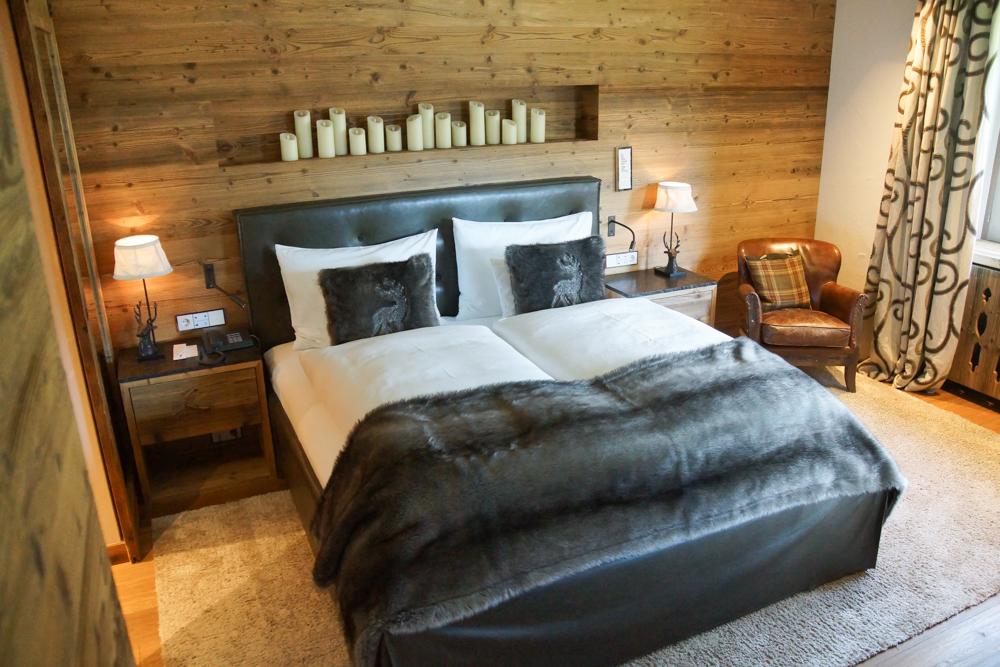 Hotel Arlberg in Lech - Schlafzimmer