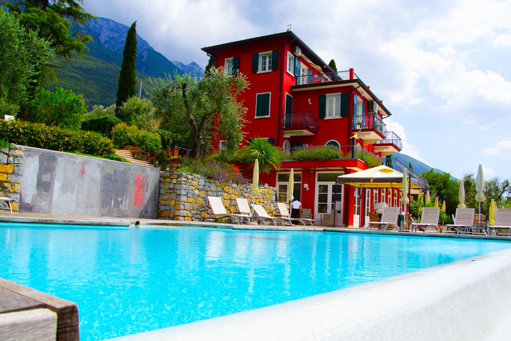 Hotel Bellevue San Lorenzo in Malcesine