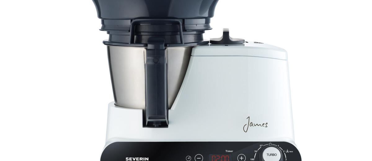 Der James Küchenmaschine