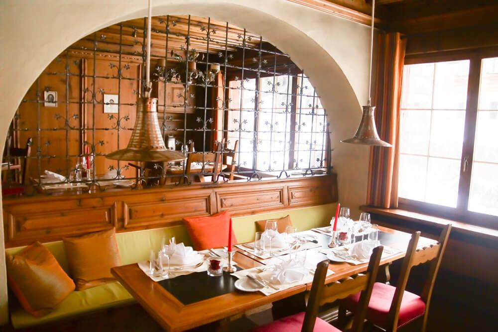 BARGA Restaurant - Ambiente