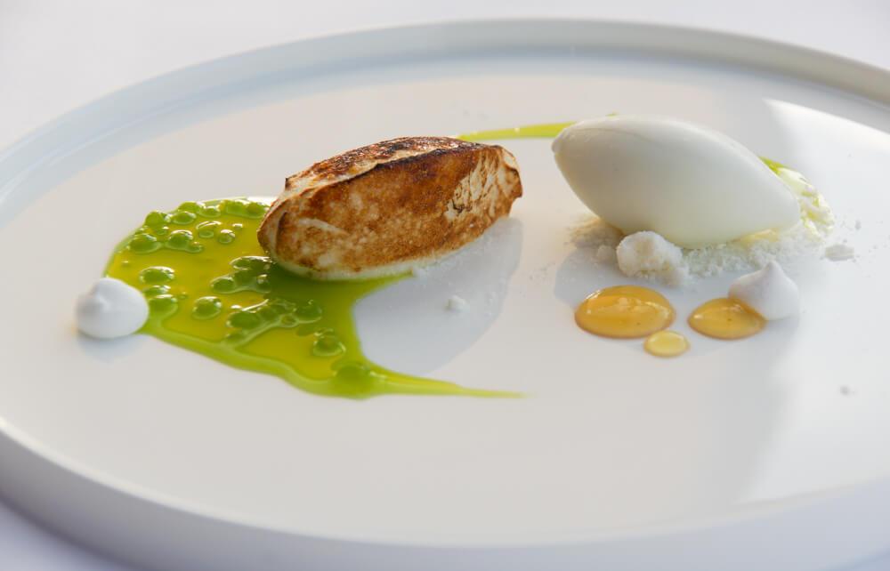 Rugard's Gourmet - Waldmeister und Schafsjoghurt