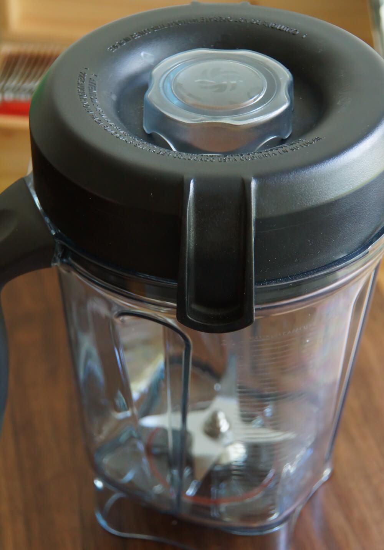 Vitamix Pro 750 - Behälter und Deckel