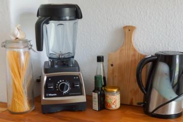 Vitamix Pro 750 in der Küche