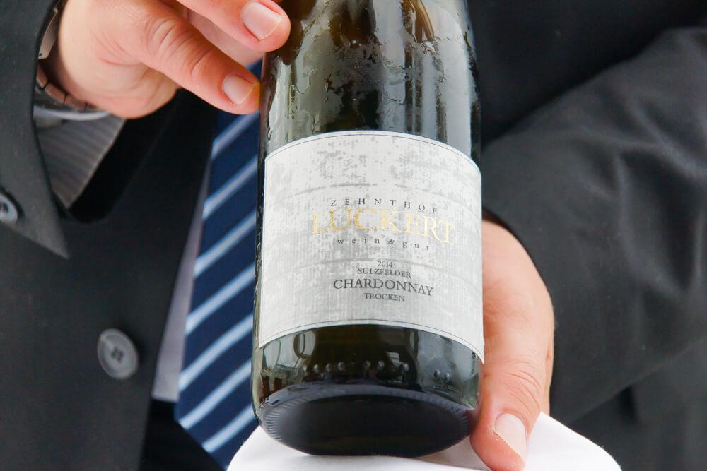 Zehnthof - Luckert - 2014 Sulzfelder Chardonnay