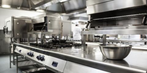 Küchenmöbel für die Gastronomie