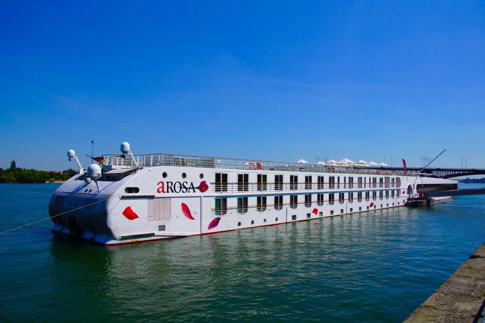 A-Rosa - Willkommen an Bord