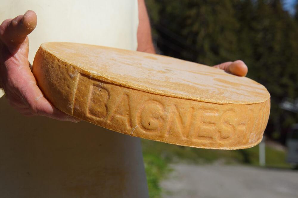 Bagnes-Mille - Ein Raclettkäse für Gourmets