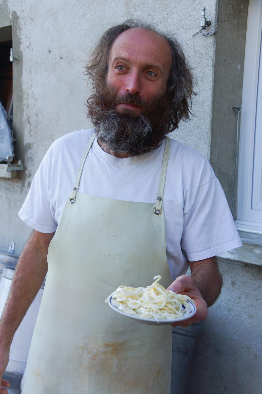 Christophe - der französische Käsemacher in der Schweiz