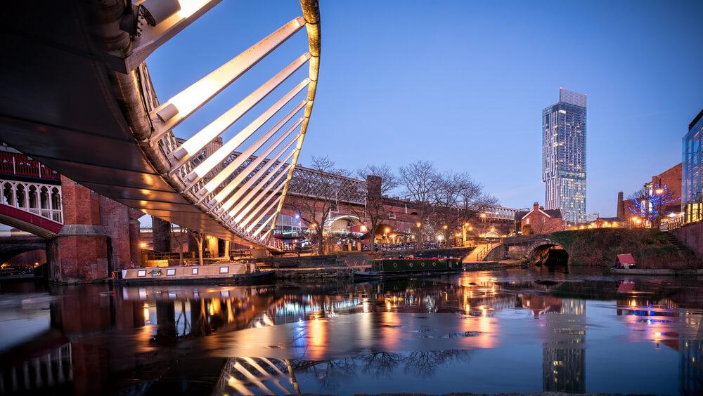 Das moderne Manchester - Immer einen Besuch Wert