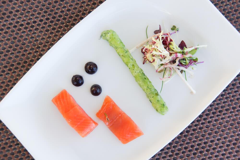 Kochkunstwerke der Arosa Gastköche 1