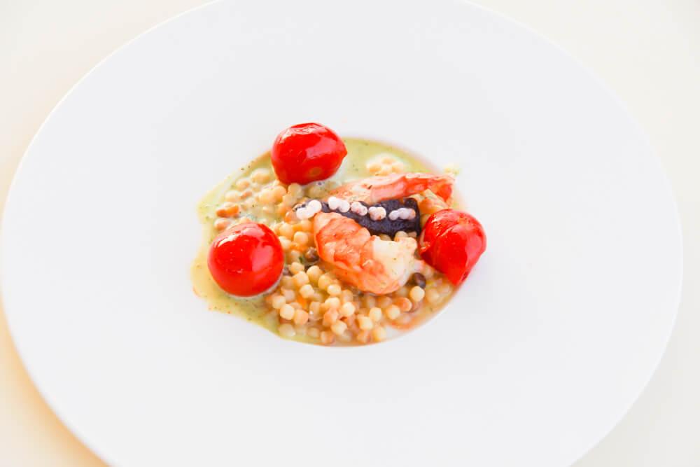 Kochkunstwerke der Arosa Gastköche 2
