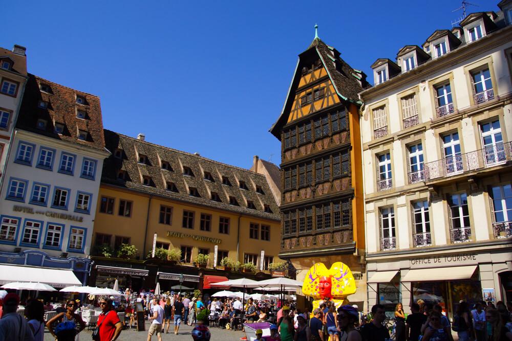 Straßburg - Stadt der Genießer