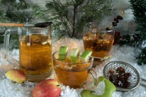 Apfelwein im Winter - Ein Genuss