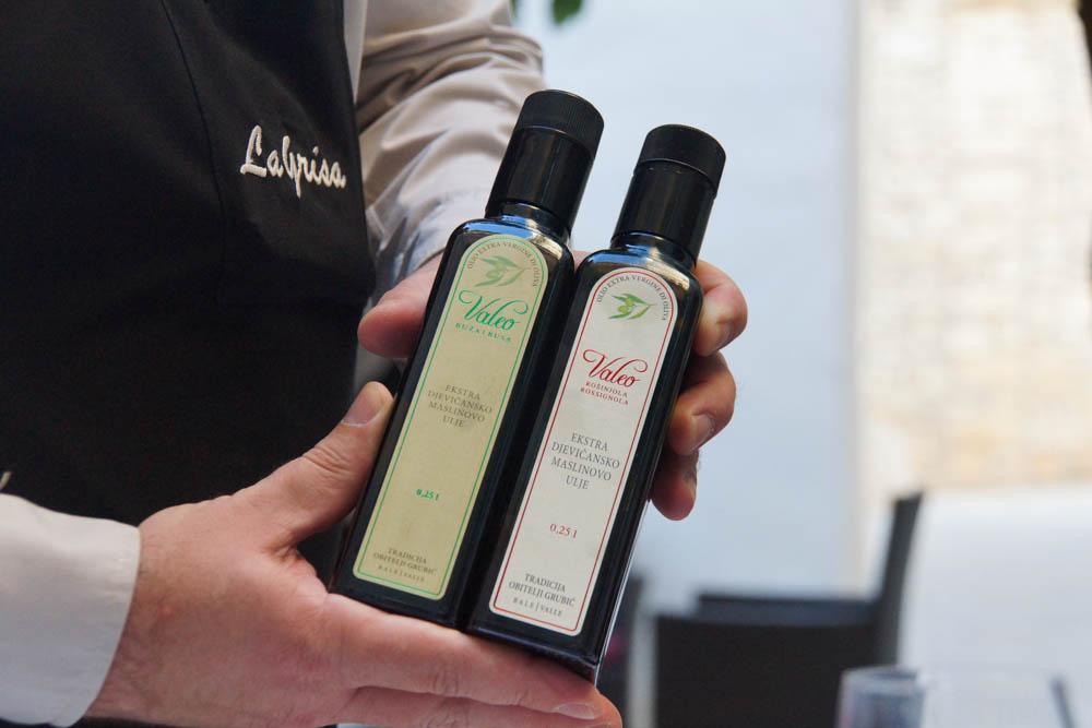 Valeo Olivenöl Istrien