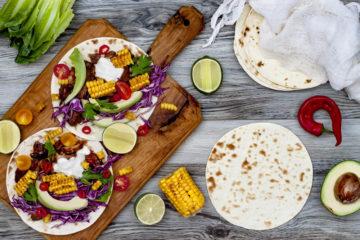 Enchiladas - typisch mexikanisch