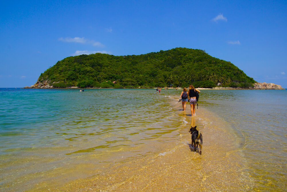 Mae-Haad-Beach-und-Koh-Ma