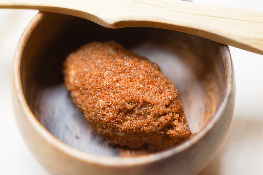Twins Restaurant Moskau - Butter mit Königskrabben Kaviar und Austern