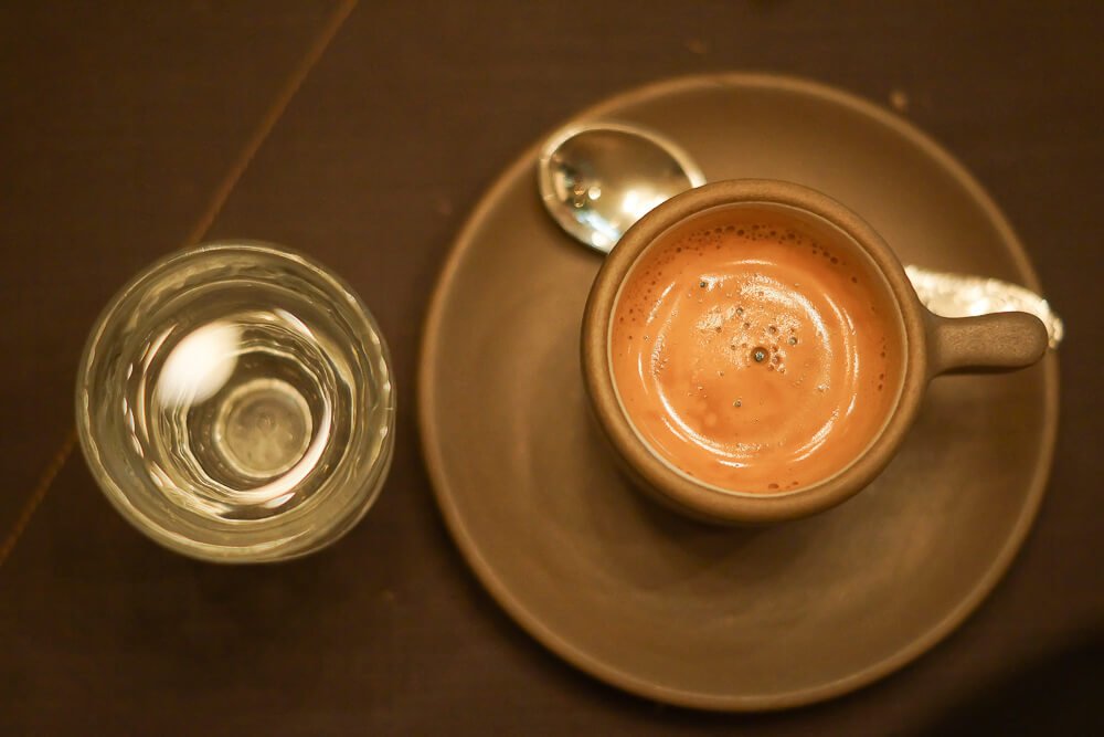Twins Restaurant Moskau - Kaffee und Absacker