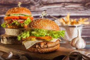 Burger - Klassiker der Lieferdienste