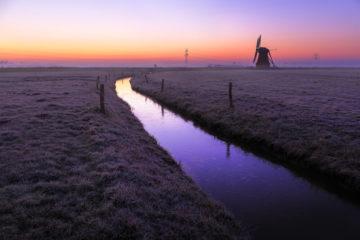 Ostfriesland - Typische Landschaft