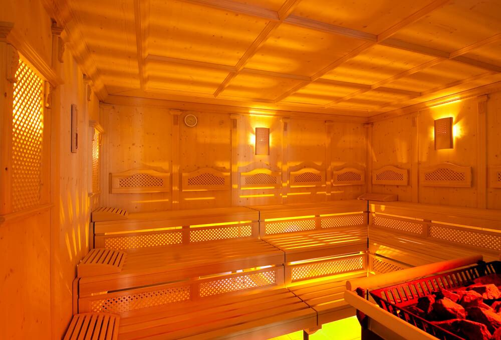 Posthotel Rattenberg - Finnische Sauna
